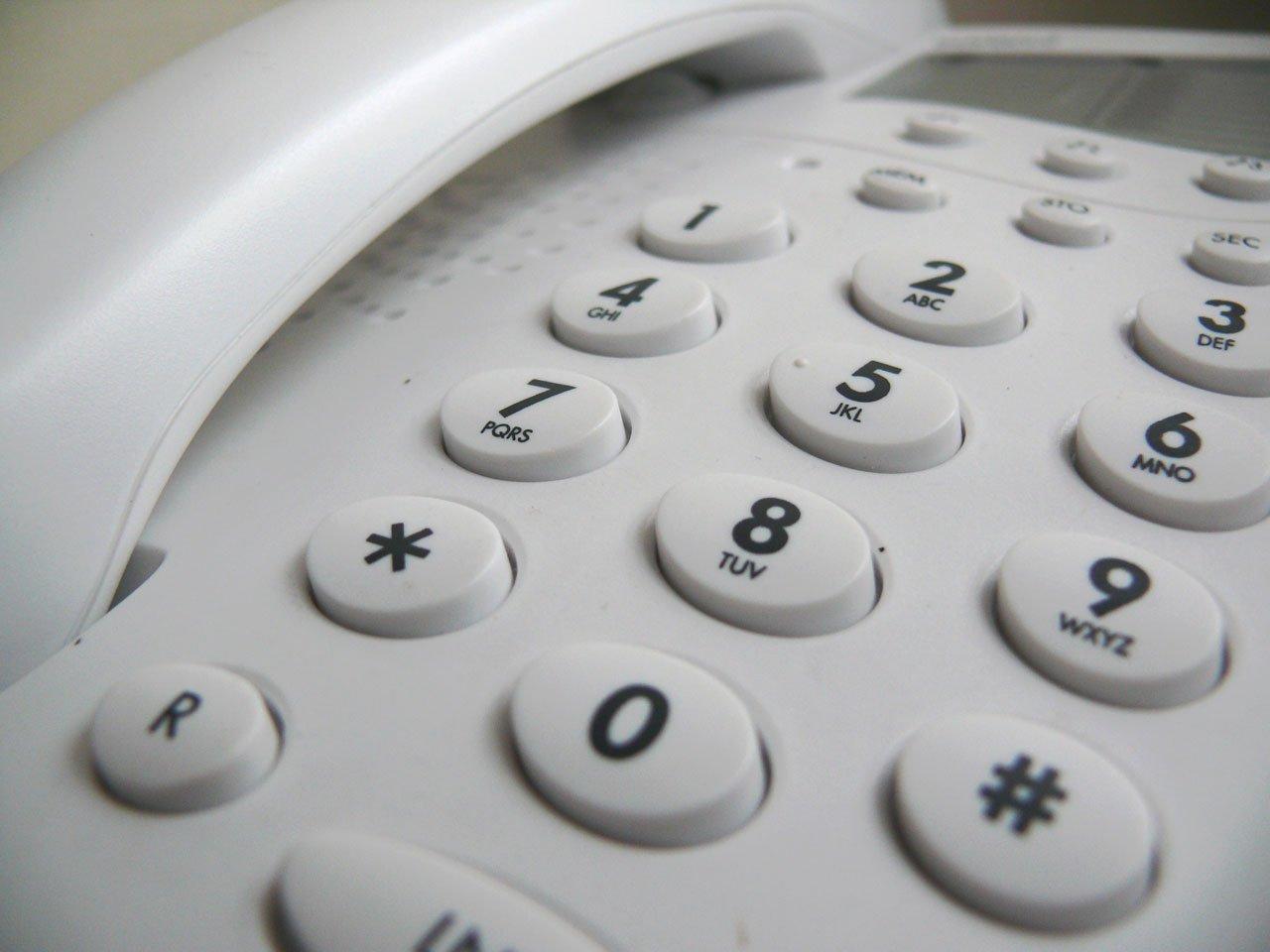 Netfiber incluye el servicio de teléfono y centralitas telefónicas