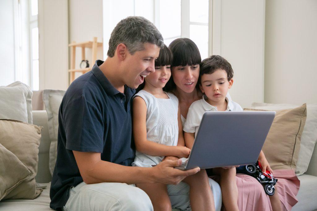 5 beneficios de internet para nuestros hijos