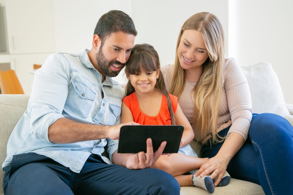 Ideas para usar internet en familia